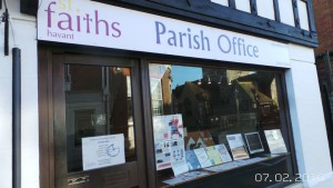 church-parish office