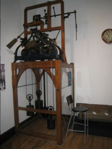 Assembled in the Havant Museum - 2009