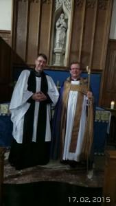 Rector & Bishop