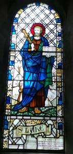 Church-Gedge window